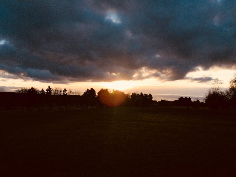 Golf practice, golf practice performance