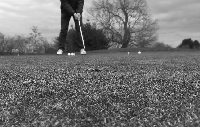 Golf journal journey to success