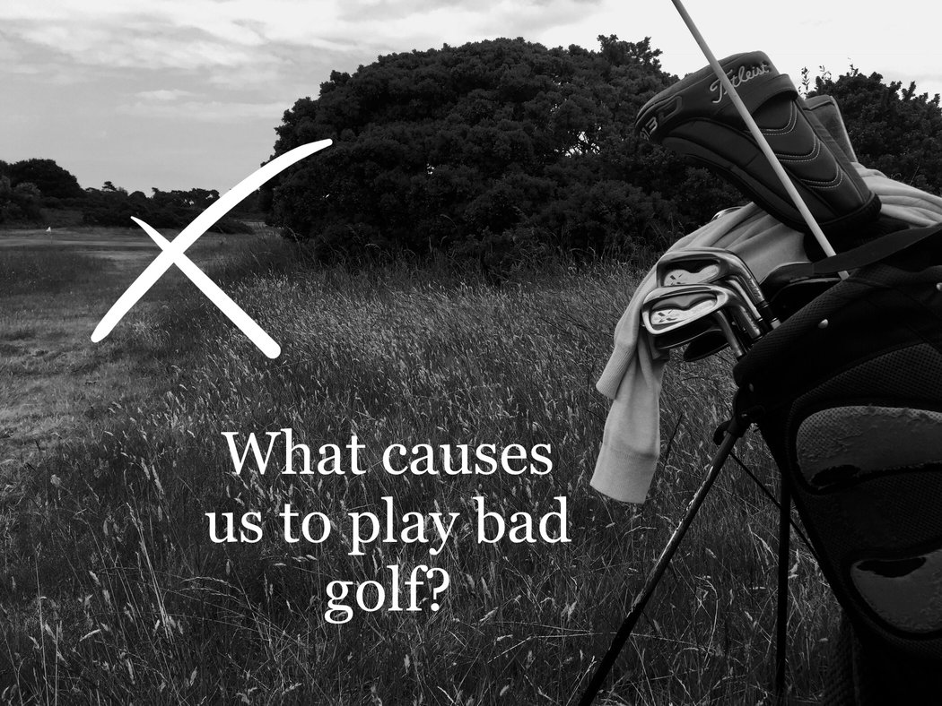 bad golf header