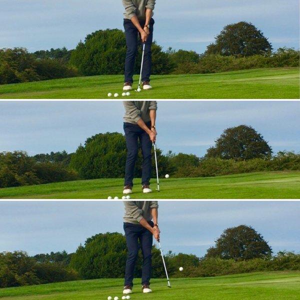 golf chipping beginners