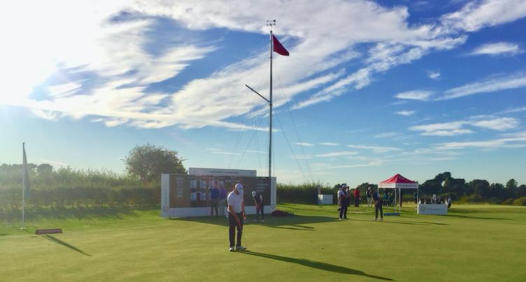 golf warm up routine header
