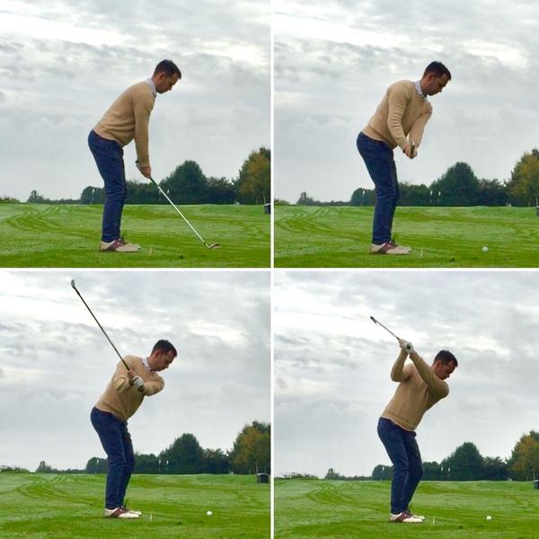 golf backswing header