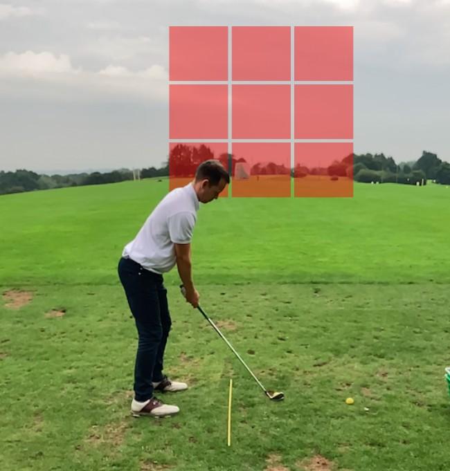 the 9 grid ball flight challenge