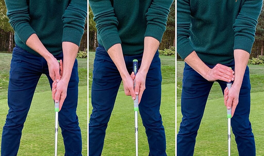 Cross-Handed Putting [Left Hand Low] – A How To Guide – Golf Insider UK