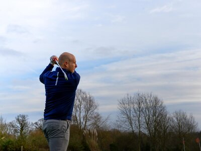 Rob Pritchard golf speed sticks review