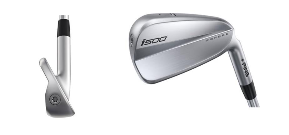 Ping i500 iron review header