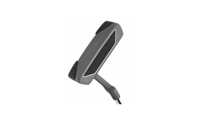 Image of the Putter with a polymer insert that comes with the Wilson profile beginners set