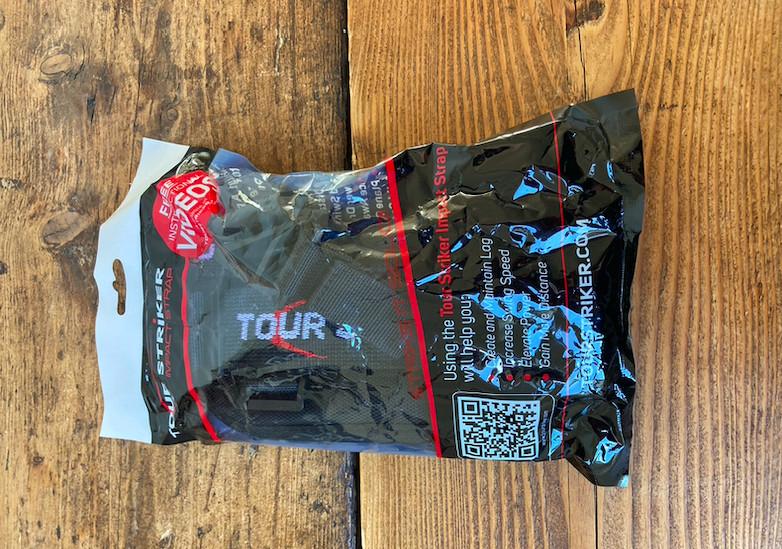 Tour Striker Impact Strap Review header image