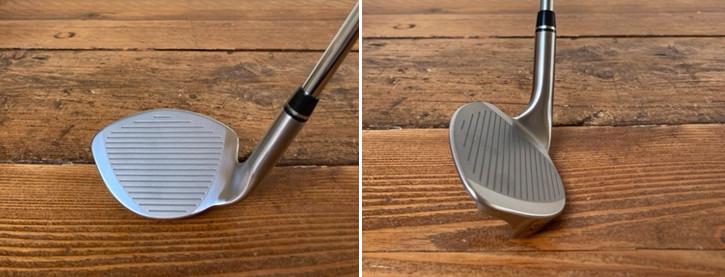 Cutter golf wedges
