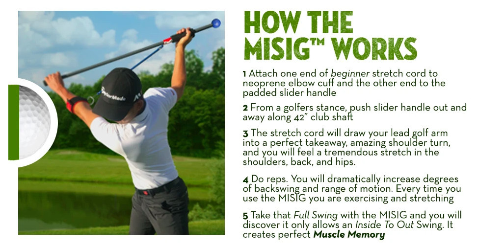 MISIG golf review claims