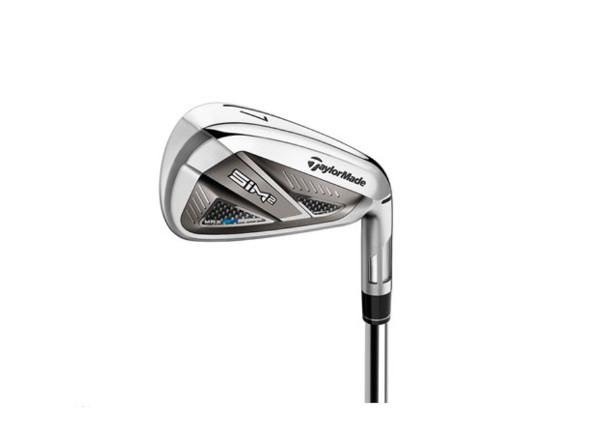 TaylorMade SIM Max 7-iron in profile